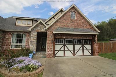 Scott Depot Single Family Home For Sale: 827 Scott Depot Road