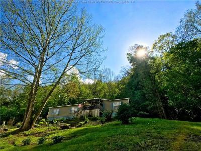 Poca Single Family Home For Sale: 4123 Heizer Creek Road