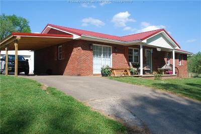 Point Pleasant Single Family Home For Sale: 1697 White Ridge Road