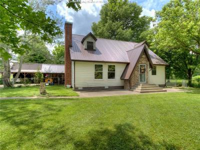 Winfield Single Family Home For Sale: 19095 Winfield Road