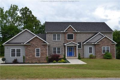 Milton Single Family Home For Sale: 407 Saddle Creek Way