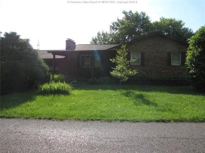 Poca Single Family Home For Sale: 527 Dairy Road