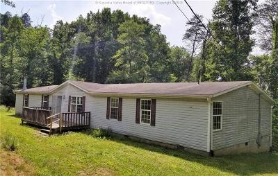 Hurricane Single Family Home For Sale: Route 46g Dan Boone Trail(S)