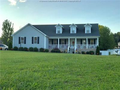 Hurricane Single Family Home For Sale: 2420 Virginia Avenue