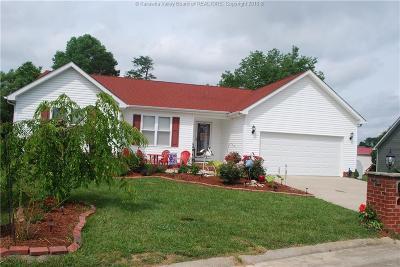 Hurricane Single Family Home For Sale: 221 Prado Drive