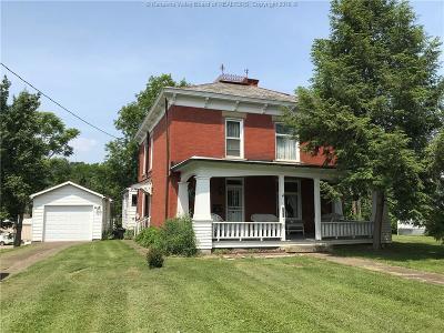 Ripley Single Family Home For Sale: 303 Charleston Drive