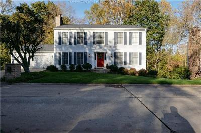 Cross Lanes Single Family Home For Sale: 5201 Villa Pike
