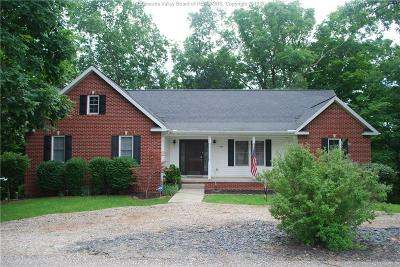 Point Pleasant Single Family Home For Sale: 520 Poplar Heights Road