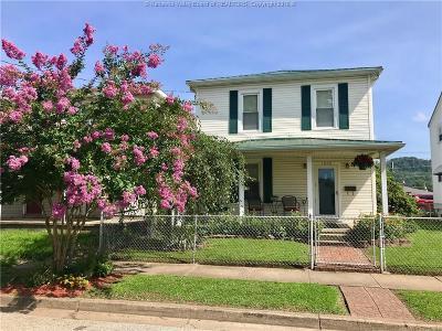 Dunbar Single Family Home For Sale: 1006 West Virginia Avenue