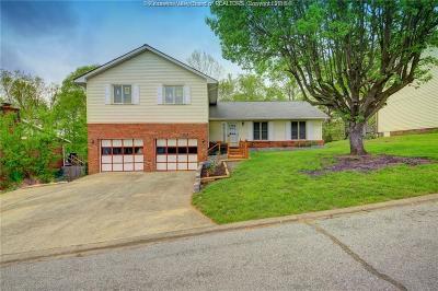 Dunbar Single Family Home For Sale: 811 Grandview Drive