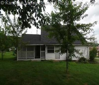 Culloden Single Family Home For Sale: 2071 Us Highway Route 60