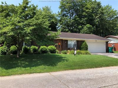 Winfield Single Family Home For Sale: 203 Woodland Forest