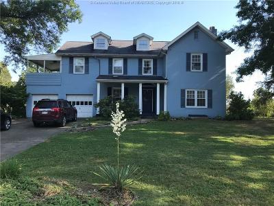 Ripley Single Family Home For Sale: 353 Highlawn Drive