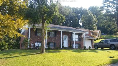 Nitro Single Family Home For Sale: 111 Brentwood Road