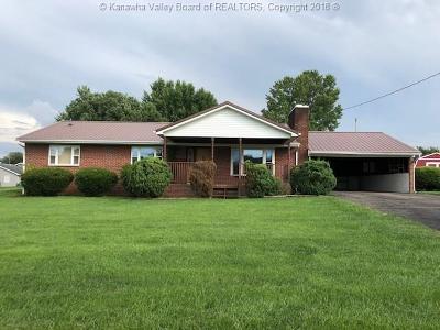 Hurricane Single Family Home For Sale: 2919 Washington Avenue