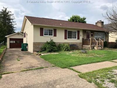 Hurricane Single Family Home For Sale: 2830 Virginia Avenue
