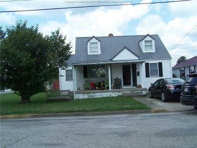 Point Pleasant Single Family Home For Sale: 801 Twenty-Seventh Street