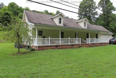 Scott Depot Single Family Home For Sale: 251 Rocky Step Road