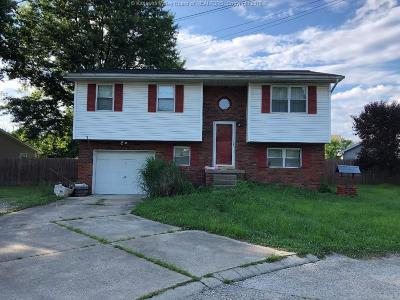 Scott Depot Single Family Home For Sale: 108 Valley Bend Drive