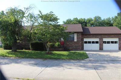 Winfield Single Family Home For Sale: 115 Rolling Acres