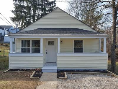 Saint Albans Single Family Home For Sale: 823 Observatory Drive