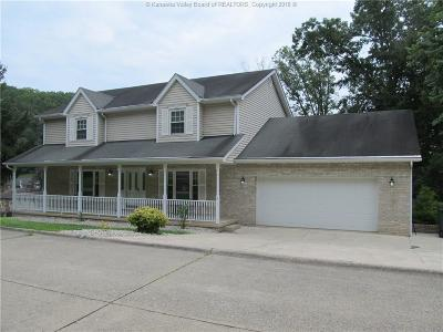 Cross Lanes Single Family Home For Sale: 8 Culpepper Drive