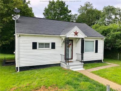 Saint Albans Single Family Home For Sale: 405 Lore Street