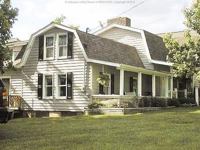 Single Family Home For Sale: 12570 Cornstalk Road