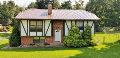 Point Pleasant Single Family Home For Sale: 6418 Jericho Road
