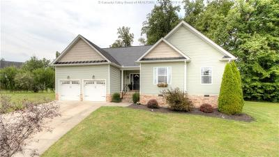 Winfield Single Family Home For Sale: 114 Manor Way