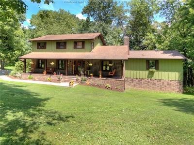 Scott Depot Single Family Home For Sale: 110 Quarterhorse Drive