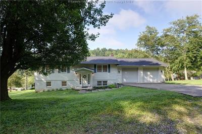 Scott Depot Single Family Home For Sale: 108 Vada Lane