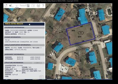 Scott Depot Residential Lots & Land For Sale: 103 Spruce Lane