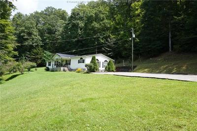 Saint Albans Single Family Home For Sale: 4624 Browns Creek Road