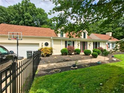 Single Family Home For Sale: 1552 Hampton Road
