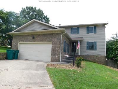Scott Depot Single Family Home For Sale: 139 Poplar Fork Road