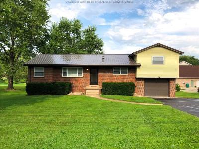 Scott Depot Single Family Home For Sale: 279 Scott Depot Road