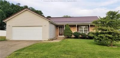 Point Pleasant Single Family Home For Sale: 3004 Meadowbrook Drive