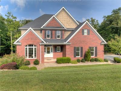 Scott Depot Single Family Home For Sale: 121 Mandy Drive