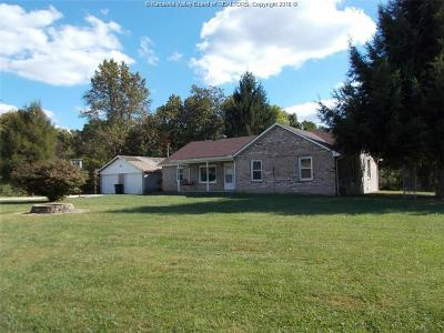 Poca Single Family Home For Sale: 1154 Mt. Etna Ridge Road