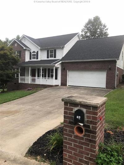 Hurricane Single Family Home For Sale: 24 Mill Creek Crossing Drive