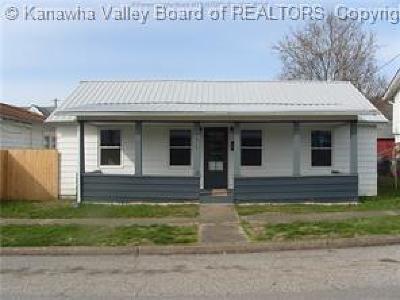 Nitro Single Family Home For Sale: 3515 35th Street
