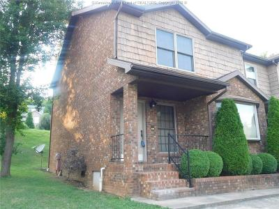 Cross Lanes Single Family Home For Sale: 5235 Beechcrest #A