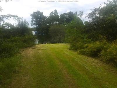 Scott Depot Residential Lots & Land For Sale: 4540 Teays Valley Road