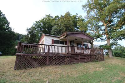 Cross Lanes Single Family Home For Sale: 5210 Kelly Road