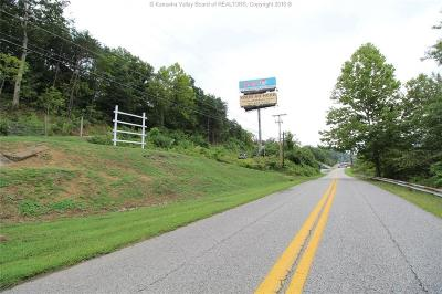 Cross Lanes Residential Lots & Land For Sale: 500 Old Goff Mountain Road