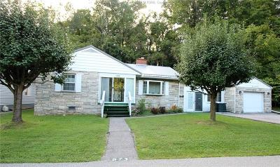 Saint Albans Single Family Home For Sale: 873 Observatory Drive