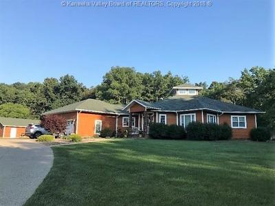 Barboursville Single Family Home For Sale: 2173 McComas Road
