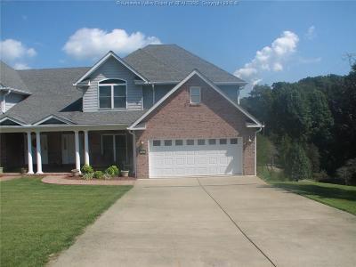 Scott Depot Single Family Home For Sale: 480 McCloud Road
