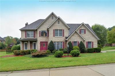 Scott Depot Single Family Home For Sale: 118 Leslie Drive
